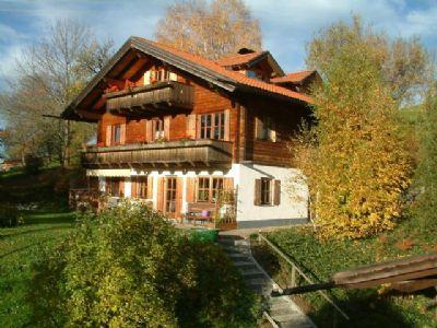 Chalet Holzblockhaus Helmer Allgäu - Wohnung 3