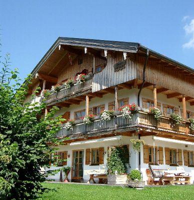 """Gästehaus am Strandbad Wohnung """"Schliersberg"""""""