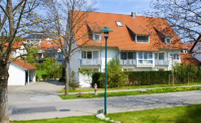 Nichtraucher-Ferienwohnung im Kurgebiet von Meersburg