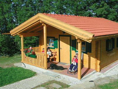 Rathberger Hof - Holzhaus