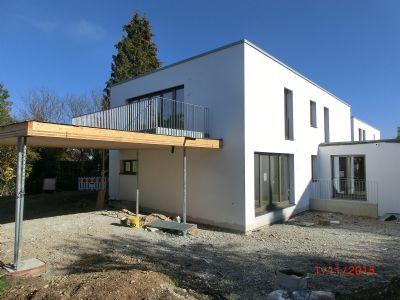 Architekten-4-Zimmer-Gartenwohnung in ZFH, 154m² Wohn- u. Nutzfläche, hochwertiger NEUBAU, ERSTBEZUG ?