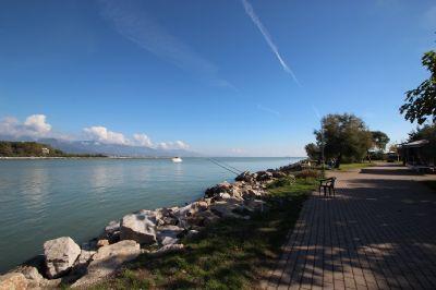 Ferienwohnung mit Panorama & Meerblick in Bocca di Magra