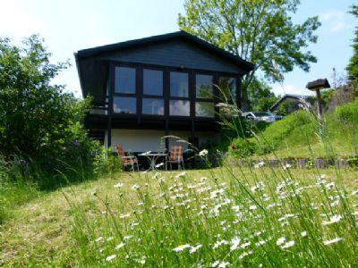 Ferienhaus Weitblick in idyllischer, sonniger Höhenlage
