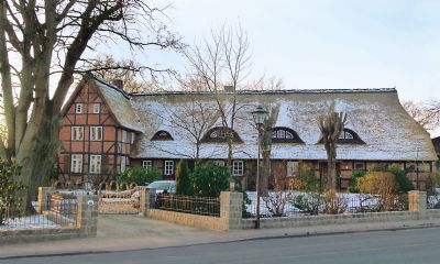 Reethof 1575 - 4* Ferienwohnung bei Hamburg