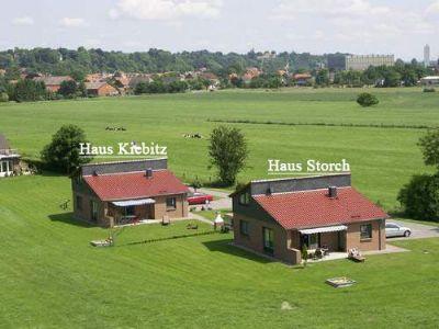 Wiesenhof in Hohnstorf/Elbe - 2 Ferienhäuser