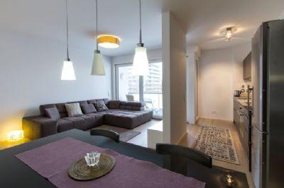 Hochwertig möblierte 2-Zimmer-Wohnung mit Internet-2-Zi. Wohnung