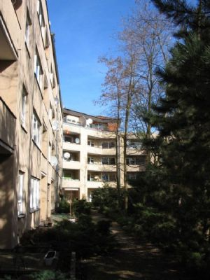 2 1/2-Zi.Whg. mit Balkon in ruhiger, grner Lage in Spandau