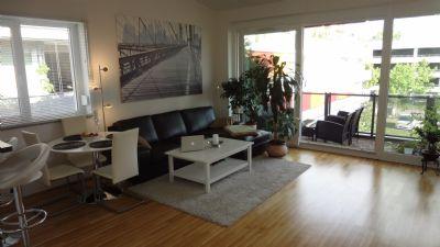 TOP-Lage in Poing, außergewöhnliche 3-Zimmer-Wohnung mit Südbalkon, Nähe S-Bahn Station und Marktplatz