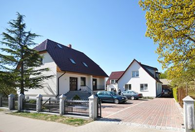 Ferienwohnung A im Ostseebad Binz auf Rügen