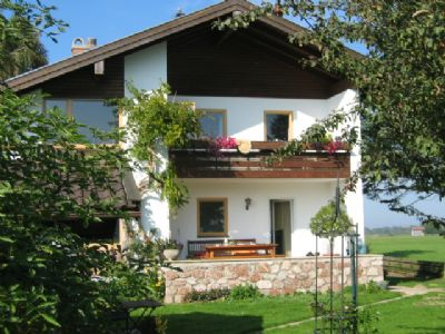 Haus Heissanger - Ferienwohnung in Übersee am Chiemsee