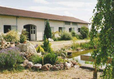 Grefensteinerhof - Wohnung 3 - Teichblick