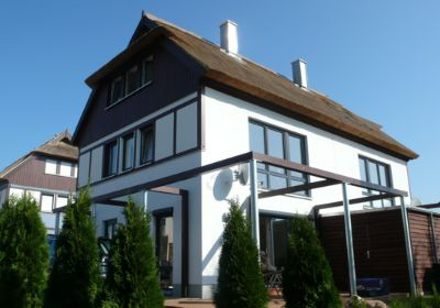 Urlaub auf Usedom - Reetdachhaus Koserow