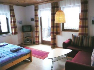 Ferienwohnungen & Appartements Karsten Hilbert - Waldwohnung