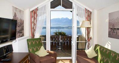 Hotel Gästehäuser Hartung / 2-Zimmer-Ferienwohnung