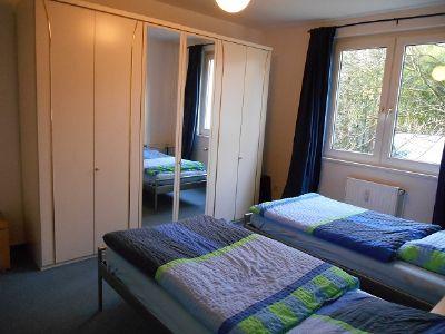 Alloggia.de Ferienwohnung Monteurwohnung Nahe Messe / Uniklinikum - Wohnung1