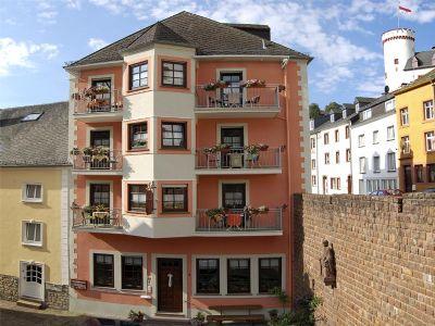 Zum Burgfried - Ferienwohnung 3