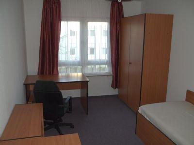 Möblierte, provisionsfreie 1-Zimmerwohnung in Karlsruhe
