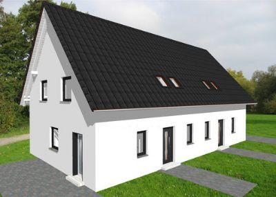 Doppelhaus in Achim am Stadtwald