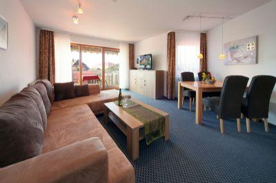 Gästehaus Heitzmann - 2-Zimmer Appartments