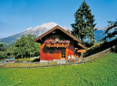 Ferienwohnung SONNRAIN - Jagdhaus