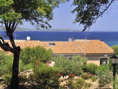 App. Porto Rotondo - bezaubernde Terrassenwohnung mit Blick aufs Meer und Macchia