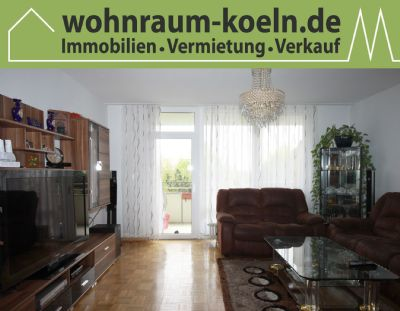 lichtdurchflutete 4 Zimmer-Maisonette-Wohnung mit 2 Balkonen