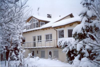 Haus Lissy - Ferienwohnung im Erdgeschoss