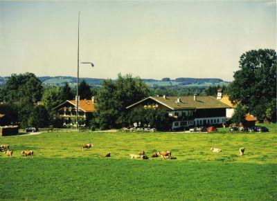 Ferienwohnungen beim Jägerwirt in Ort bei Kochel am See