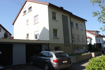 Neu renovierte, gemtliche Dachgescho im Dreifamilienhaus