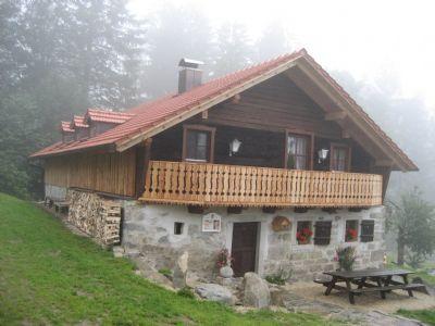 Selbstversorgerhütte mit Charme in Traumlage