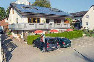 Gästehaus Schechter - Apartment I