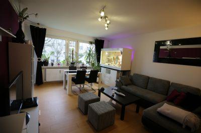 3-Zimmer-Wohnung in perfekter, ruhiger Lage und Loggia in Südausrichtung