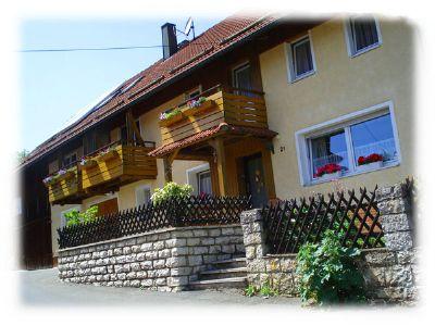 Gruppenunterkunft  Ferienhaus Pfeufer im Ahorntal Fränkische-Schweiz bei Pottenstein