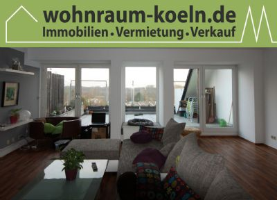 Penthouse im Herzen von Pesch