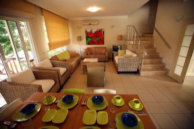 4-Zimmer-Villa zur Miete mit dem privaten Pool in Belek