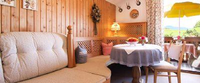 Gästehaus Alpengruß - Ferienwohnung Benediktenwand***